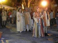 Il Corteo Storico di S. Rita - 19 maggio 2012  - Castellammare del golfo (302 clic)