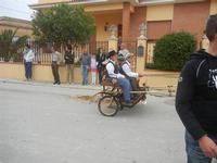 SPERONE - sfilata di cavalli - festa San Giuseppe Lavoratore - 29 aprile 2012  - Custonaci (678 clic)