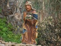 Primo Presepe artistico 8 gennaio 2012  - Marinella di selinunte (959 clic)