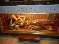 Chiesa di San Michele - urna - 22 aprile 2012  - Calatafimi segesta (539 clic)