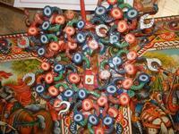Mostra Ceto dei Cavallari - aspettando la Festa del SS. Crocifisso - 22 aprile 2012  - Calatafimi segesta (506 clic)