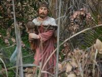 Primo Presepe artistico 8 gennaio 2012  - Marinella di selinunte (1130 clic)