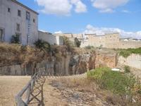 Cave Orto di Ballo Cave Orto di Ballo ed ex Convento dei Padri Cappuccini - 23 luglio 2012  - Alcamo (815 clic)