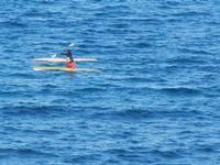 canoe - Cala Petrolo - 18 gennaio 2012   - Castellammare del golfo (1170 clic)