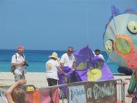 4° Festival Internazionale degli Aquiloni - 24 maggio 2012   - San vito lo capo (343 clic)