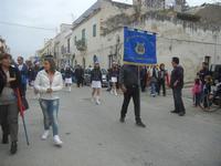 Settimana della Musica - sfilata delle bande musicali - 29 aprile 2012  - San vito lo capo (320 clic)