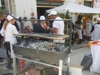 Festa di Primavera - Sagra della salsiccia, del pane cunzato e delle arance di Calatafimi Segesta - 22 aprile 2012  - Calatafimi segesta (486 clic)