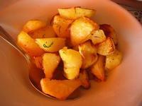 patate al forno - La Torre di Nubia - 5 agosto 2012  - Nubia (336 clic)