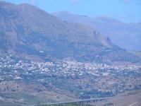 panorama dalla periferia ovest di Alcamo (423 clic)