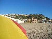 Zona Tonnara - case sulla spiaggia ed in collina - 23 giugno 2012  - Alcamo marina (537 clic)