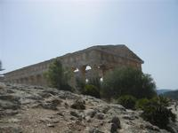 il tempio - 5 agosto 2012  - Segesta (1207 clic)