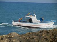 barca da pesca . . . e mare - 25 marzo 2012  - Marinella di selinunte (2176 clic)