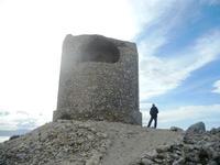 Torre di Capo Rama - 15 aprile 2012  - Terrasini (3288 clic)