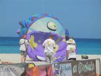 4° Festival Internazionale degli Aquiloni - 24 maggio 2012   - San vito lo capo (305 clic)