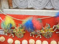 souvenir: carrettini siciliani in ceramica - 5 agosto 2012  - Erice (198 clic)