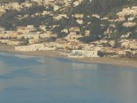 panorama dal Belvedere di Castellammare del Golfo Zone: Tonnara e Battigia - 1 giugno 2012  - Alcamo marina (507 clic)