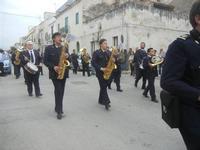Settimana della Musica - sfilata delle bande musicali - 29 aprile 2012  - San vito lo capo (302 clic)