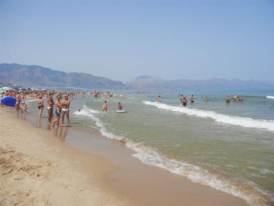 Zona Aleccia - in riva al mare - ALCAMO MARINA - inserita il 05-May-15