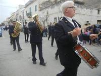 Settimana della Musica - sfilata delle bande musicali - 29 aprile 2012  - San vito lo capo (929 clic)