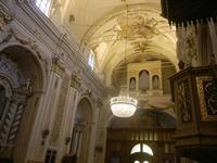 Chiesa del SS. Crocifisso - interno - 22 aprile 2012  - Calatafimi segesta (494 clic)