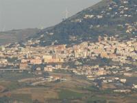 panorama dal Belvedere di Castellammare del Golfo - 1 giugno 2012  - Alcamo (278 clic)