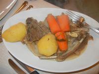 pecora in brodo con patate e carote - Busith - 22 gennaio 2012  - Buseto palizzolo (1394 clic)