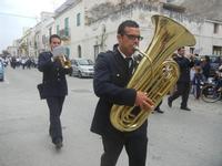 Settimana della Musica - sfilata delle bande musicali - 29 aprile 2012  - San vito lo capo (337 clic)