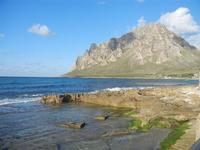 Baia di Cornino e Monte Cofano (1215 clic)