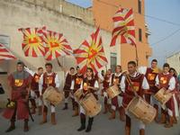 Contrada MATAROCCO - 5ª Rassegna del Folklore Siciliano - 5ª Sagra Saperi e Sapori di . . . Matarocco - 2° Festival Internazionale del Folklore - 5 agosto 2012  - Marsala (1500 clic)