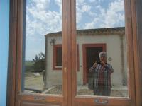 SIRIGNANO - Agriturismo - autoritratto - 1 maggio 2012  - Monreale (1859 clic)