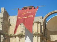 Fistinu di San Nicola - ruderi Chiesa Madre - 27 maggio 2012   - Salemi (514 clic)
