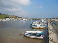 il porto invaso dalla sabbia - 25 marzo 2012  - Marinella di selinunte (940 clic)