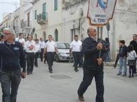 Settimana della Musica - sfilata delle bande musicali - 29 aprile 2012  - San vito lo capo (374 clic)