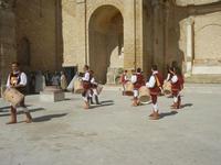 Fistinu di San Nicola - ruderi Chiesa Madre - 27 maggio 2012   - Salemi (505 clic)