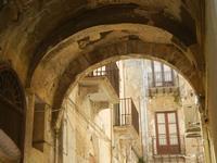 arco in traversa Corso 6 Aprile  - 2 giugno 2012  - Alcamo (256 clic)