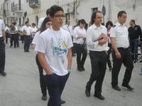 Settimana della Musica - sfilata delle bande musicali - 29 aprile 2012  - San vito lo capo (308 clic)