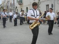 Settimana della Musica - sfilata delle bande musicali - 29 aprile 2012  - San vito lo capo (312 clic)