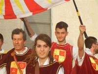 Contrada MATAROCCO - 5ª Rassegna del Folklore Siciliano - 5ª Sagra Saperi e Sapori di . . . Matarocco - 2° Festival Internazionale del Folklore - 5 agosto 2012  - Marsala (334 clic)