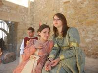 Fistinu di San Nicola - ruderi Chiesa Madre - 27 maggio 2012   - Salemi (480 clic)