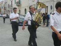 Settimana della Musica - sfilata delle bande musicali - 29 aprile 2012  - San vito lo capo (734 clic)