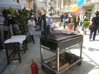 Festa di Primavera - Sagra della salsiccia, del pane cunzato e delle arance di Calatafimi Segesta - 22 aprile 2012  - Calatafimi segesta (528 clic)