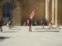Fistinu di San Nicola - ruderi Chiesa Madre - 27 maggio 2012   - Salemi (515 clic)