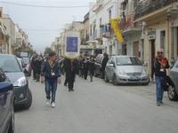 Settimana della Musica - sfilata delle bande musicali - 29 aprile 2012  - San vito lo capo (689 clic)