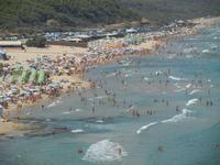 Spiaggia di Ponente - 11 agosto 2012  - Balestrate (416 clic)