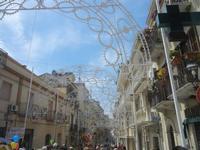 luminarie per la Festa del SS. Crocifisso - 22 aprile 2012                                                                                                                                                                                                                                                                                                                                                                                                                                                                                                      - Calatafimi segesta (551 clic)