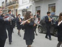Settimana della Musica - sfilata delle bande musicali - 29 aprile 2012  - San vito lo capo (643 clic)