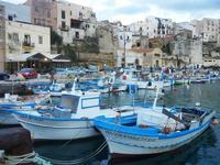 case sul porto - 14 aprile 2012  - Castellammare del golfo (492 clic)