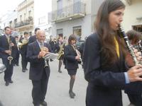 Settimana della Musica - sfilata delle bande musicali - 29 aprile 2012  - San vito lo capo (295 clic)