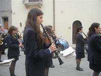 Settimana della Musica - sfilata delle bande musicali - 29 aprile 2012  - San vito lo capo (300 clic)