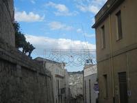 luminarie per la Festa del SS. Crocifisso - 22 aprile 2012  - Calatafimi segesta (470 clic)